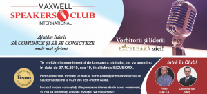 Maxwell Speakers Club International [JMT]