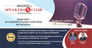 Maxwell Speakers Club International – JMT